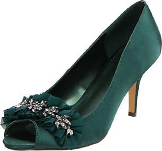 Nuria - Zapatos para mujer, color elfenbein (ivory 04), talla 40 Paco Mena