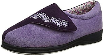 Padders Damen Cherish Hohe Hausschuhe, Violett (Lilac/Purple), 38 EU