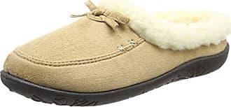 Padders Snug, Zapatillas de Estar por Casa para Mujer, Beige (22 Taupe/Camel), 40 EU