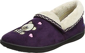 Padders Damen Cherish Hohe Hausschuhe, Violett (Lilac/Purple), 36 EU