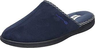 Scarpe basse non stringate, Uomo, Blu (Navy), 30 (12 uk) Padders