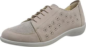 Padders Jessica, Derby Femme, Multicolore (Red), 36
