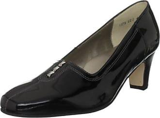 Padders Spécialité Ctas - Chaussures En Cuir À Talons Femmes, Couleur Noire, Taille 36 Eu / 3,5 Au Royaume-uni
