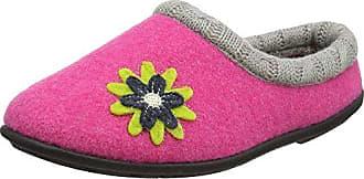 Padders Damen Freesia Niedrige Hausschuhe, Pink (Pink Combi 53), 39 EU
