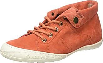Bel CVS, Baskets Basses Femme, Orange (Burnt Brick), 36 EUPalladium