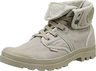 Palladium Pallabrousse, Sneakers Hautes homme, Gris (869 Vapor/Metal), 43 EU