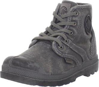 Palladium Pallabrouse Baggy, Damen Desert Boots, Schwarz (metal/black 029), 39 Eu (5.5 Damen Uk)