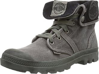 Palladium Pallabrouse Baggy, Damen Desert Boots, Schwarz (Black/Metal), 37 EU (4 Damen UK)