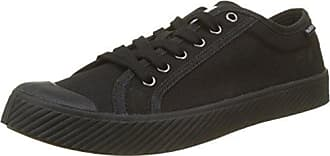 Palladium Damen Pallaphoenix OG Canvas Sneaker, Schwarz (Black 315), 39 EU