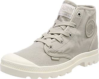 Pallabrousse Baggy, Sneaker a Collo Alto Donna, Grigio (Rainy Day/String K82), 38 EU Palladium