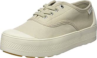 Sub Low Canvas, Zapatillas para Mujer, Blanco (White 420), 39 EU Palladium