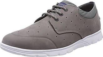 Panama Jack Domani, Zapatos de Cordones Oxford para Hombre, Gris (Grey), 42 EU