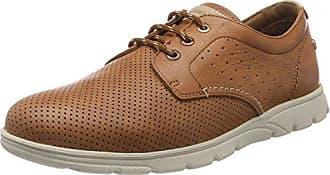 Panama Jack Domani, Zapatos de Cordones Oxford para Hombre, Marrón (Bark), 44 EU