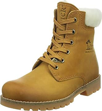 Womens PT100603B Hi-Top Trainers Brown Size: 8 UK Panama Jack Affordable Classic Cheap Price Shopping Online Cheap Price CwbkB