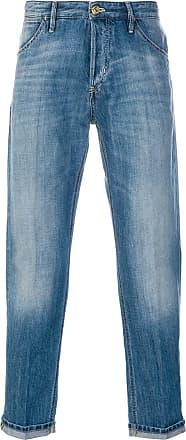Discount Sale Sale Sneakernews ankle length jeans - Blue Pantaloni Torino Best Selling kBU9xPOdR