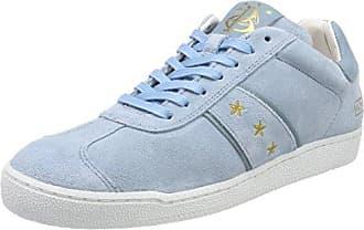 Pantofola d'Oro Imola Donne Low, Baskets Femme, Grün (Caraibi), 40 EU