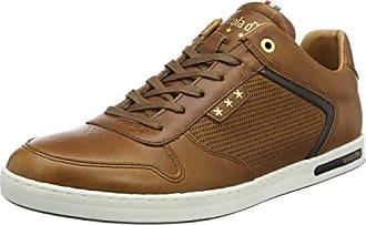 Pantofola D'oro Rubicon Uomo Low, Zapatillas para Hombre, Marrón (Tortoise Shell), 47 EU
