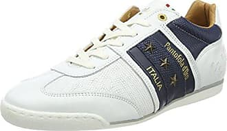 Pantofola D'oro Imola Canvas Uomo Low, Zapatillas para Hombre, Azul (Dress Blues), 40 EU