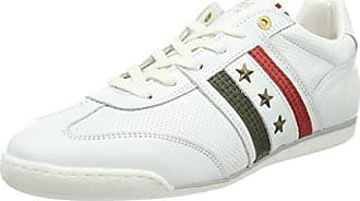 Pantofola d'Oro Vasto Donne Low, Baskets Femme, Blanc (Bright White), 37 EU