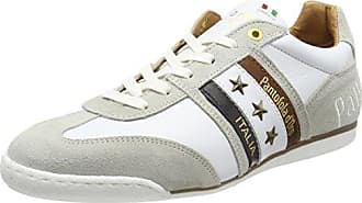 Pantofola Doro Imola Funky Uomo Low, Zapatillas para Hombre, Schwarz (Black), 43 EU Pantofola D'oro