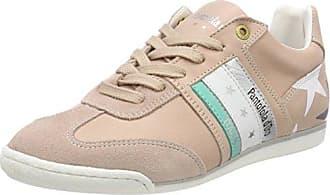 Pantofola D'oro Barletta Suede Donne Low, Zapatillas para Mujer, Grün (Caraibi), 40 EU
