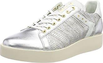 Pantofola Faible Ragazze D'or Grande, Chaussures Filles, Blanc (blanc Brillant), 39 Eu