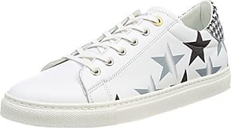 Pantofola D'oro Napoli Donné Bas, Chaussures Femmes, Blanc (blanc Brillant), 42 Eu