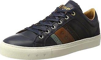 Pantofola d'Oro Auronzo Premium Uomo Low, Baskets Homme, Gris Foncé, 41 EU