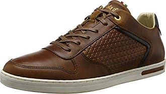 Pantofola D'oro Auronzo Premium Uomo Low, Zapatillas para Hombre, Gris, 40 EU