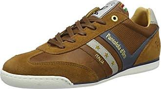 Auronzo Premium Low, Sneaker Uomo, Marrone (Tortoise Shell), 40 EU Pantofola D'oro