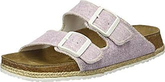 Papillio Madrid, Damen Pantoletten, Violett (Beach Purple), 35 EU