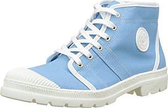Pataugas Authentiq/T F2D, Desert Boots Femme, Bleu (Marine), 39 EU