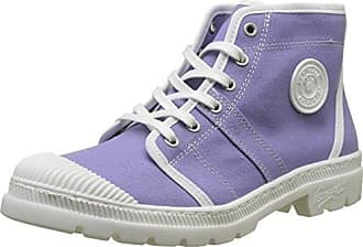Pataugas Damen Authentiq/T F2D Desert Boots, Pink (Rose 040), 41 EU