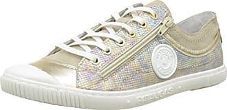 Pataugas - Damen - Bisk Ho - Sneaker - gold/bronze VnOFZz