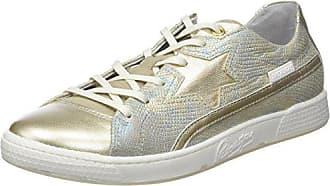 625023, Sneaker Donna, Oro (Oro (Or 059)), 40 EU Pataugas