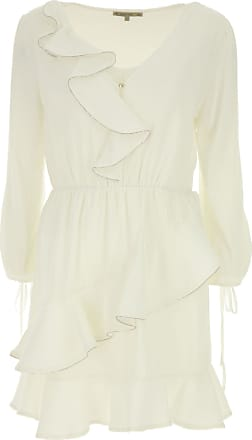 Dress for Women, Evening Cocktail Party On Sale, Miami Light Green, polyester, 2017, 10 8 Patrizia Pepe