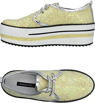 Sneakers for Women On Sale, Multicolor, Glittered Leather, 2017, 2.5 3.5 4.5 7.5 Patrizia Pepe
