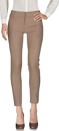 Pants for Women On Sale, Sheer Beige, Cotton, 2017, 10 12 6 8 Patrizia Pepe