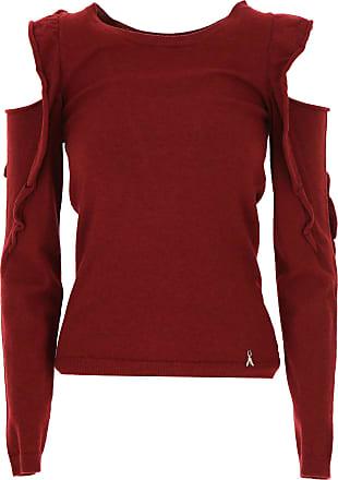 Sweater for Women Jumper On Sale, College Red, Viscose, 2017, 0 -- Eu 36/38 Patrizia Pepe