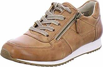 Hochschaft-Sneaker in taupe, Sneaker für Damen Gr. 36 Paul Green