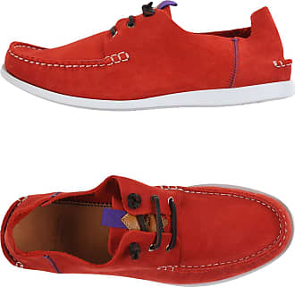 Slip on Sneakers for Women On Sale, Red, Fabric, 2017, 3.5 6.5 7.5 8.5 Paul Smith