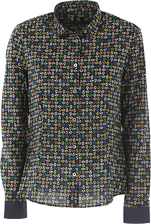 Shirt for Women On Sale, Multicolor, Cotton, 2017, 26 28 30 Paul Smith