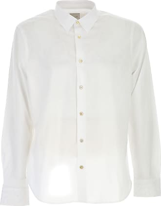 Shirt for Men On Sale in Outlet, Black, Cotton, 2017, S - IT 46 M - IT 48 L - IT 50 Paul Smith