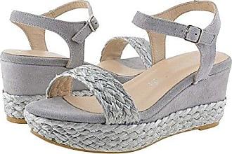 Damen Sandalen, Weiß - Weiß - Größe: 40 EU Paula Alonso