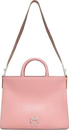 Paula Cademartori Woman Color-block Leather Tote Blush Size Paula Cademartori Outlet Countdown Package Outlet Store VTHN4PXEzA