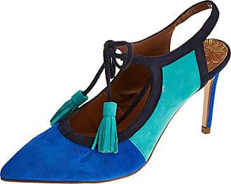 Pedro Miralles 29058, Zapatos Mujer, Azul (Navy), 38 EU Pedro Miralles