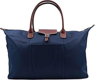Damen Henkeltasche blau blau 30 L x 22 H x 10 E cm Pellet nNx8ZtdL