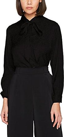 Pepaloves Pepa Loves Libia Shirt, Blusa para Mujer, Marrón (Beige), 42 (Tamaño del Fabricante:L)