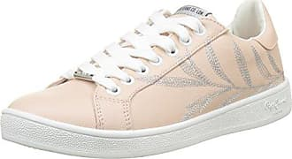London Brompton Square, Zapatillas para Mujer, Rosa (Mauve Pink), 36 EU Pepe Jeans London