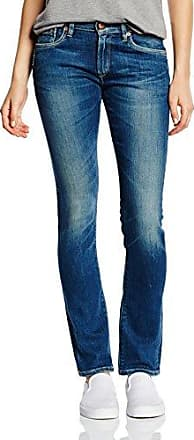Flow - Jeans - Relaxed - Femme - Bleu (Denim 000) - W25/L34 (Taille Fabricant: W25/L34)Pepe Jeans London sayz18